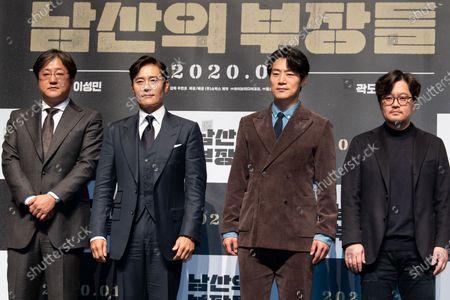 Kwak Do-Won, Byung-hun Lee, Lee Hee-joon, Woo Min-ho