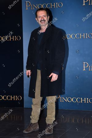 Editorial photo of 'Pinocchio' film photocall, Rome, Italy - 12 Dec 2019