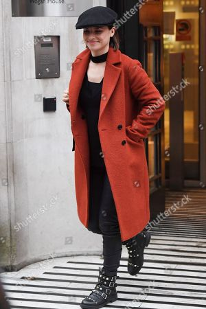 Stock Image of Charlotte Riley
