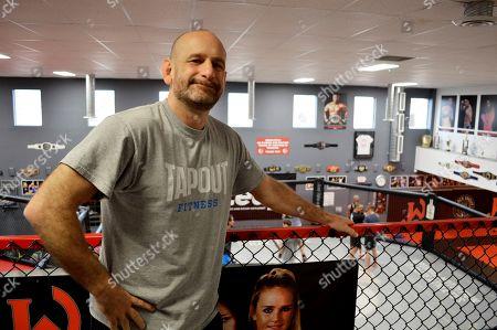 Editorial picture of MMA Jackson Wink Academy, Albuquerque, USA - 11 Dec 2019