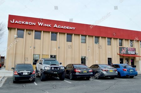 """Stock Image of Jackson Wink MMA Academy is shown, in Albuquerque, New Mexico. The storied mixed martial arts gym, that has trained UFC Light Heavyweight Champion Jon """"Bones"""" Jones and other notable fighters, announced Wednesday it will offer naming rights to its facility"""