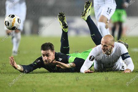 Editorial photo of LASK vs Sporting CP, Linz, Austria - 12 Dec 2019