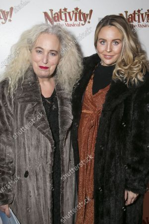 Debbie Douglas and Lydia Bright