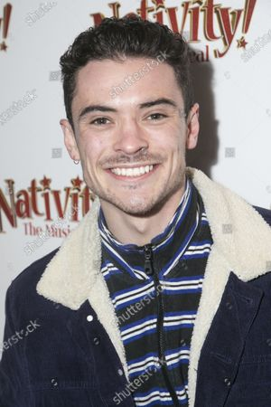 Stock Picture of Jonny Labey