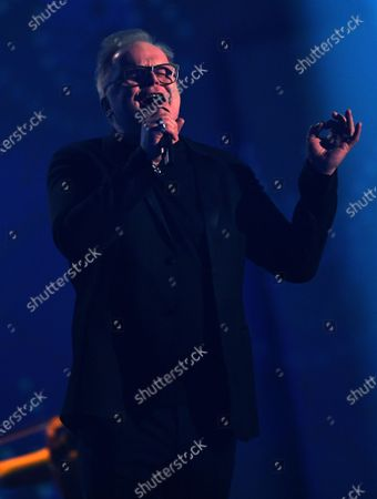 Stock Photo of Herbert Groenemeyer performs on stage during the Jose Carreras Gala Christmas concert in Leipzig, Germany, 12 December 2019. The 25th Jose Carreras Gala is one of the most successful charity events in German television and raises funds for the Spanish tenor's leukemia foundation.