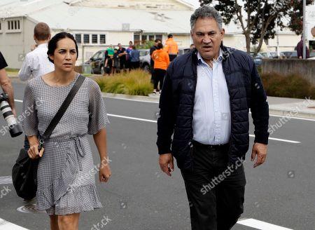Editorial photo of Volcano Erupts, Whakatane, New Zealand - 13 Dec 2019