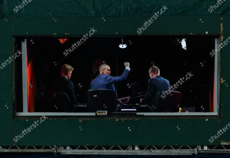 Editorial image of Rangers v BSC Young Boys, UEFA Europa League, Football, Group Stage, Group G, Matchday 6, Ibrox Stadium, Glasgow, UK - 12 Dec 2019