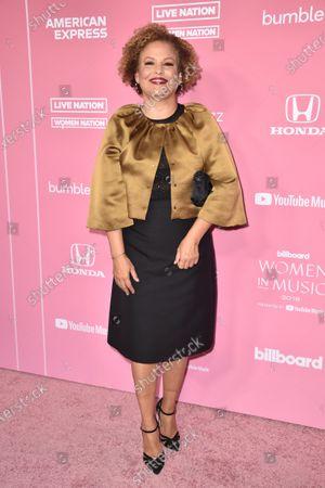 Editorial image of Billboard Women in Music, Arrivals, Hollywood Palladium, Los Angeles, USA - 12 Dec 2019