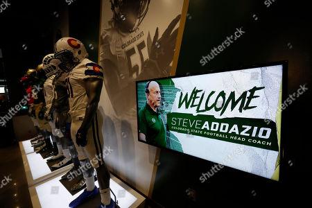 Editorial image of Colorado St Addazio Football, Fort Collins, USA - 12 Dec 2019