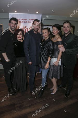 Editorial image of 'Nativity! The Musical' party, Press Night, London, UK - 12 Dec 2019