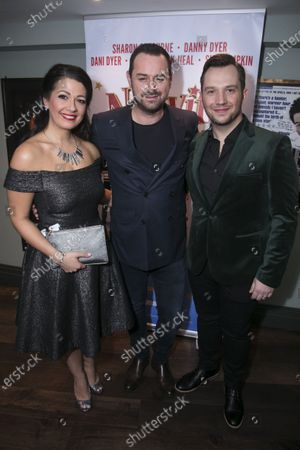 Editorial photo of 'Nativity! The Musical' party, Press Night, London, UK - 12 Dec 2019