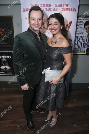 Editorial picture of 'Nativity! The Musical' party, Press Night, London, UK - 12 Dec 2019