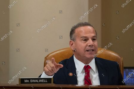 Representative David Cicilline, a Democrat from Rhode Island, speaks during a hearing on Capitol Hill in Washington, DC, USA, 12 December 2019. The House Judiciary Committee has written two articles of impeachment accusing US President Donald J. Trump of abuse of power and obstruction of Congress. The committee is expected to vote on the two articles, 12 December, setting up a vote on the House floor next week.