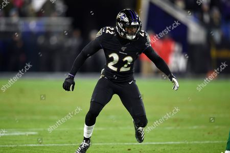 Editorial picture of Jets Ravens Football, Baltimore, USA - 12 Dec 2019