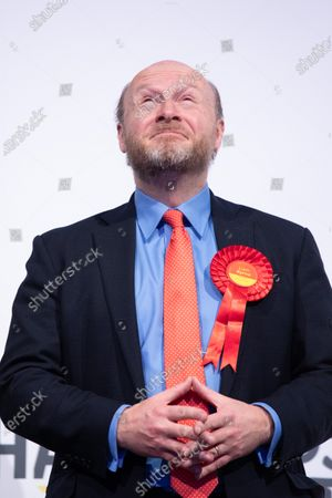 Liam Byrne who held his Hodge Hill seat.