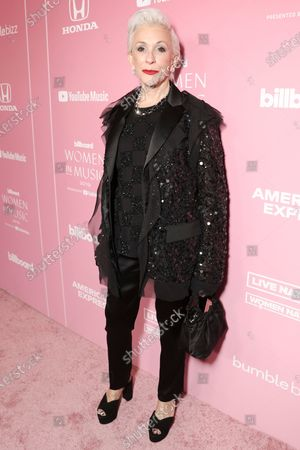 Marsha Vlasic attends Billboard Magazine: Women in Music 2019