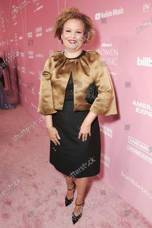 Stock Photo of Debra L. Lee attends the Billboard Magazine: Women in Music 2019