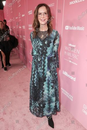 Jody Gerson attends the Billboard Magazine: Women in Music 2019