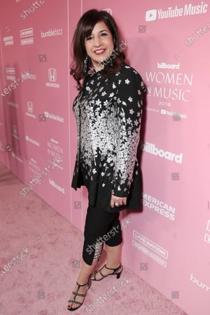 Sharon Dastur attends Billboard Magazine: Women in Music 2019