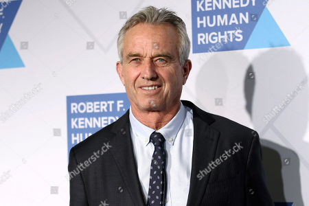 Robert F. Kennedy Jr. Robert F. Kennedy, Jr. attends the 2019 Robert F. Kennedy Human Rights Ripple of Hope Awards at the New York Hilton Midtown, in New York