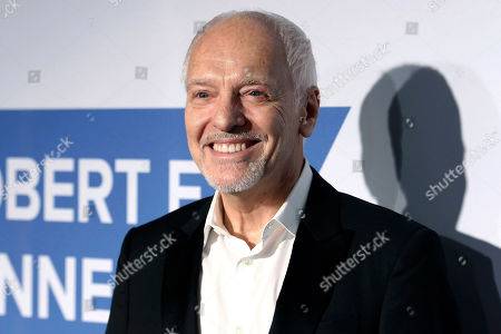 Peter Frampton attends the 2019 Robert F. Kennedy Human Rights Ripple of Hope Awards at the New York Hilton Midtown, in New York