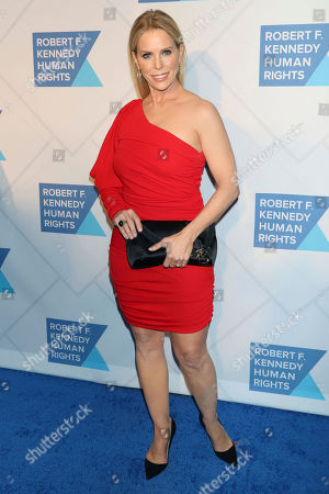 Cheryl Hines attends the 2019 Robert F. Kennedy Human Rights Ripple of Hope Awards at the New York Hilton Midtown on Thursday, Dec.12, 2019, in New York