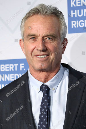 Robert F. Kennedy, Jr. attends the 2019 Robert F. Kennedy Human Rights Ripple of Hope Awards at the New York Hilton Midtown on Thursday, Dec.12, 2019, in New York