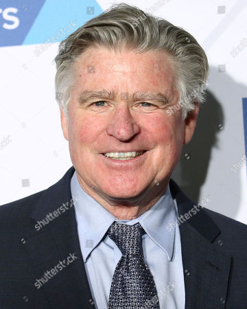 Treat Williams attends the 2019 Robert F. Kennedy Human Rights Ripple of Hope Awards at the New York Hilton Midtown on Thursday, Dec.12, 2019, in New York