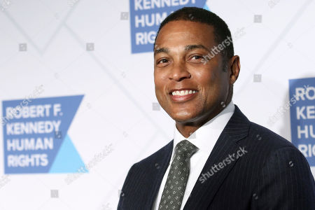 Stock Image of Don Lemon attends the 2019 Robert F. Kennedy Human Rights Ripple of Hope Awards at the New York Hilton Midtown on Thursday, Dec.12, 2019, in New York