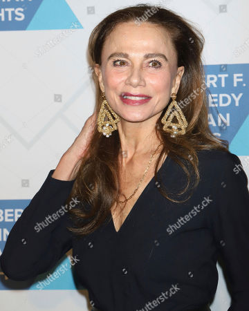 Lena Olin attends the 2019 Robert F. Kennedy Human Rights Ripple of Hope Awards at the New York Hilton Midtown on Thursday, Dec.12, 2019, in New York