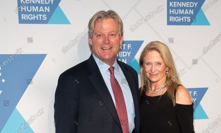 Edward Kennedy and Katherine Anne Gershman
