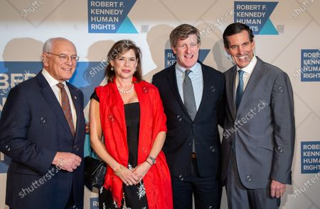Patrick Kennedy and guests