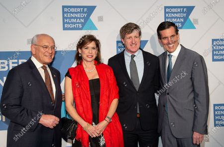 Stock Photo of Patrick Kennedy and guests