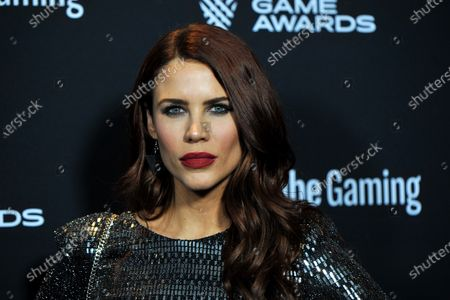 Editorial picture of 2019 Game Awards in Los Angeles, USA - 12 Dec 2019