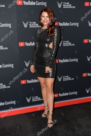 Editorial image of 2019 Game Awards in Los Angeles, USA - 12 Dec 2019