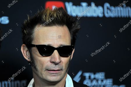 Stock Photo of Greenday band member Mike Dirnt attends the 2019 Game Awards in Los Angeles, California, USA, 12 December 2019. The Game Awards, founded in 2014, is held to highlight creative and technical achievements in the worldwide video game industry and competitive gaming community.