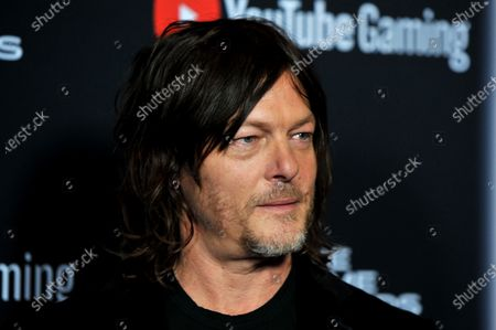 Norman Reedus attends the 2019 Game Awards in Los Angeles, California, USA, 12 December 2019. The Game Awards, founded in 2014, is held to highlight creative and technical achievements in the worldwide video game industry and competitive gaming community.