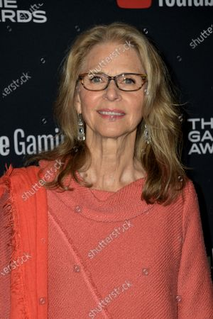 Stock Photo of Lindsay Wagner attends the 2019 Game Awards in Los Angeles, California, USA, 12 December 2019. The Game Awards, founded in 2014, is held to highlight creative and technical achievements in the worldwide video game industry and competitive gaming community.