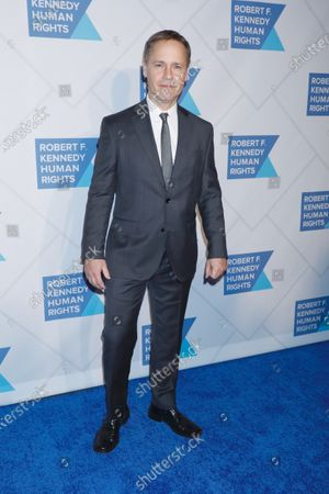 Editorial picture of Ripple of Hope Award Gala, Arrivals, New York Hilton Midtown, USA - 12 Dec 2019