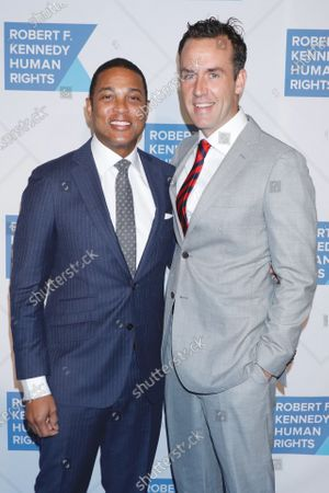Stock Photo of Don Lemon and Tim Malone