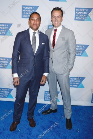 Don Lemon and Tim Malone