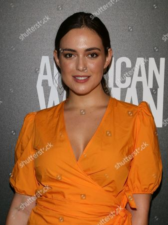 """Editorial picture of NY Special Screening of """"American Woman"""", New York, USA - 12 Dec 2019"""