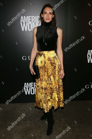 """Editorial photo of NY Special Screening of """"American Woman"""", New York, USA - 12 Dec 2019"""