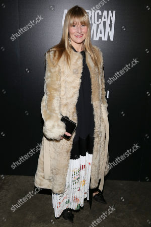 "Stock Picture of Amy Astley attends a special screening of ""American Woman"", hosted by Gucci and The Cinema Society, at Metrograph, in New York"