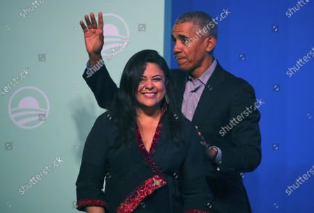 Editorial picture of Obama Foundation event in Kuala Lumpur, Malaysia - 13 Dec 2019