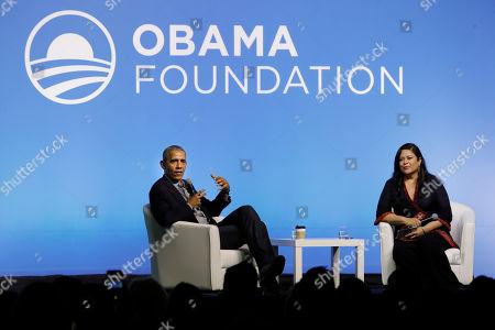 Editorial photo of Obama, Kuala Lumpur, Malaysia - 13 Dec 2019
