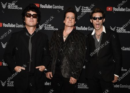 Billie Joe Armstrong, Tre Cool, Mike Dirnt