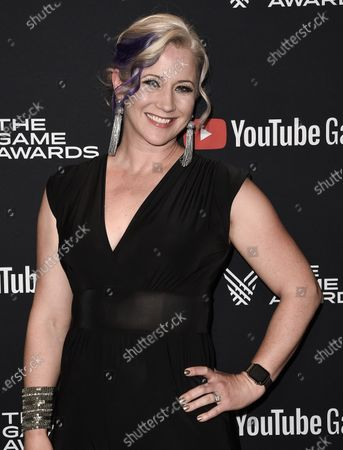 Editorial picture of The Game Awards, Arrivals, Los Angeles, USA - 12 Dec 2019