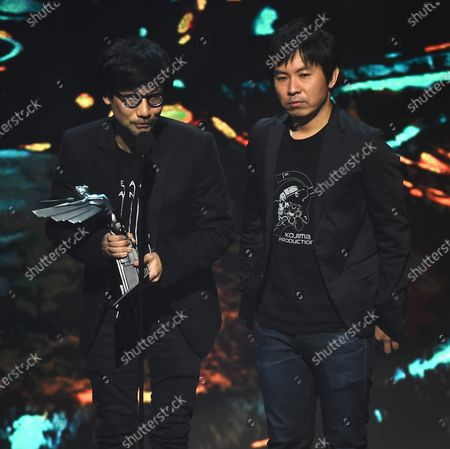 Editorial photo of The Game Awards, Show, Los Angeles, USA - 12 Dec 2019