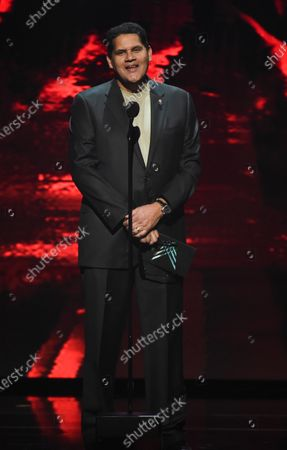 Editorial picture of The Game Awards, Show, Los Angeles, USA - 12 Dec 2019